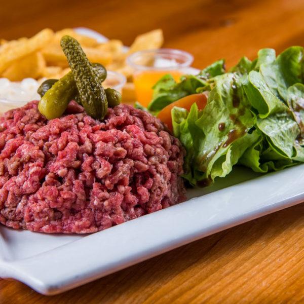 Steak tartare 150g